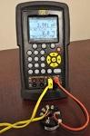 ¿Cómo calibrar un transmisor de termopar inteligente HART usando el MC-1210 de Martel?