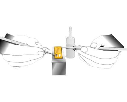 ¿Cómo instalar una galga extensiométrica?