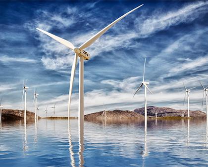La calibración en la industria de la energía eólica