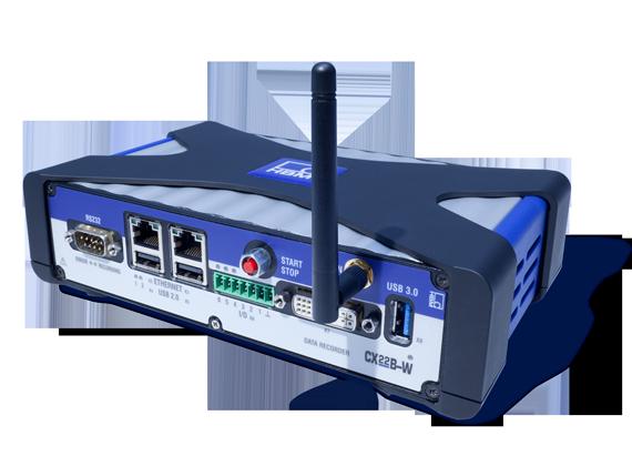 Registrador de datos para pruebas o monitoreo de alto rendimiento
