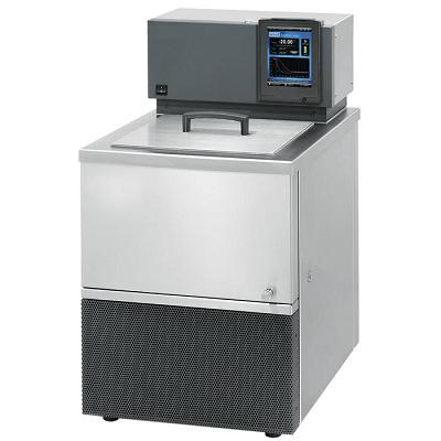 Baño de calibración alta temperatura: Temperatura