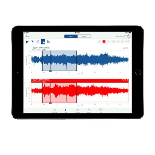 Grabador-de-datos-basado-en-ipad-3663-bruel-kjaer-graficas-grabaciones