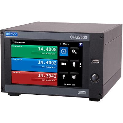 Indicador-de-presión-CPG2500-Mensor