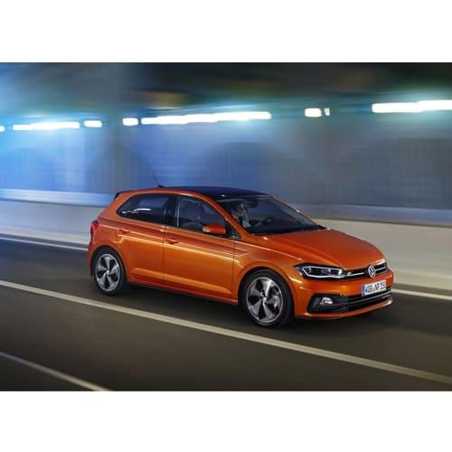 Pruebas durante la fase de desarrollo en automóviles de la línea SEAT de Volkswagen
