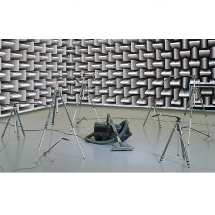 Medición de fuentes de ruido en productos: Brüel & Kjaer