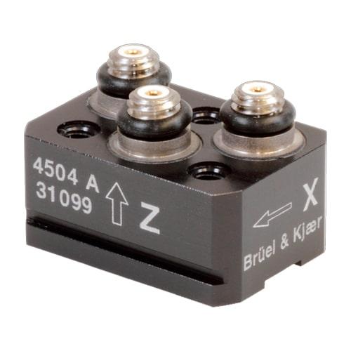 Acelerómetro triaxial 4504-A Bruel & Kjaer