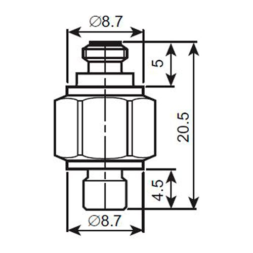 Acelerómetro 4505-A Bruel & Kjaer