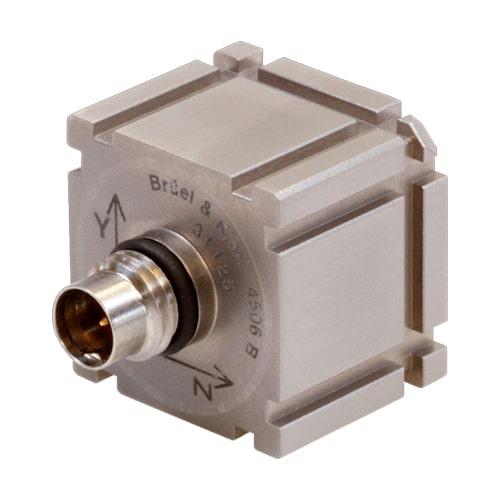 Acelerómetro triaxial 4506-B Bruel & Kjaer