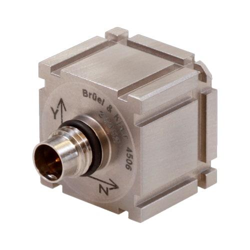 Acelerómetro triaxial 4506 Bruel & Kjaer