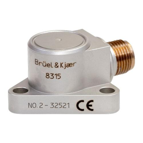 Acelerómetro de carga industrial 8315 Bruel & Kjaer