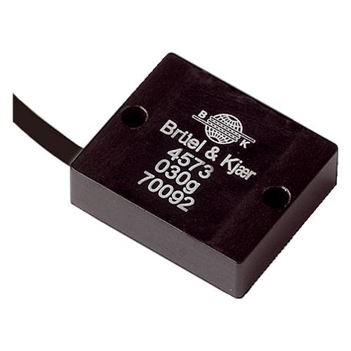 Acelerómetro con respuesta en CD 4573 Bruel & Kjaer