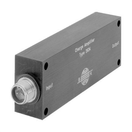 Acondicionadores de señal de carga: Brüel & Kjaer