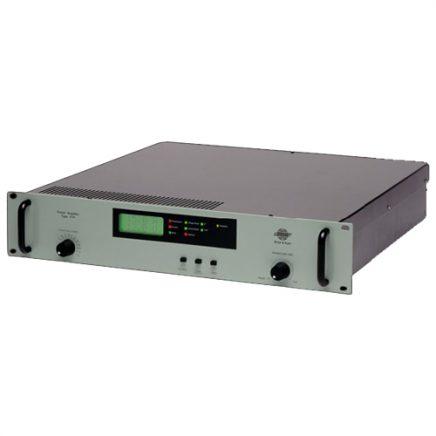 Amplificadores lineales y digitales: Vibración