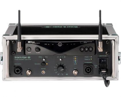 Amplificador de Potencia 2734 Bruel & Kjaer