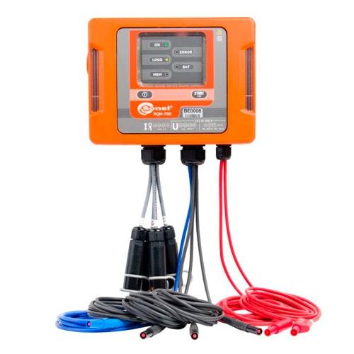 Analizador de calidad de energía PQM-700 Sonel