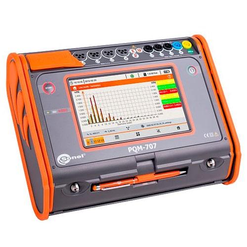 Analizador de calidad de energía PQM-707 Sonel
