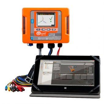Analizadores de calidad de energía: Eléctrica
