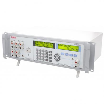 Calibradores de tensión/corriente