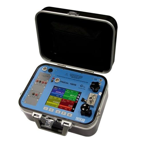 Calibrador multifunción portátil PASCAL 100 Mensor