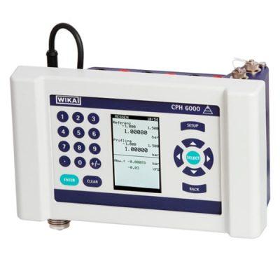 Calibrador de presión portátil CPH6000 Mensor
