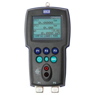 Calibrador de presión portátil CPH65I0 Mensor