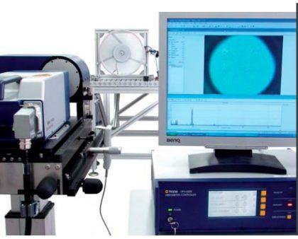 Dispositivo de restablecimiento óptico PSV-A-440 Polytec