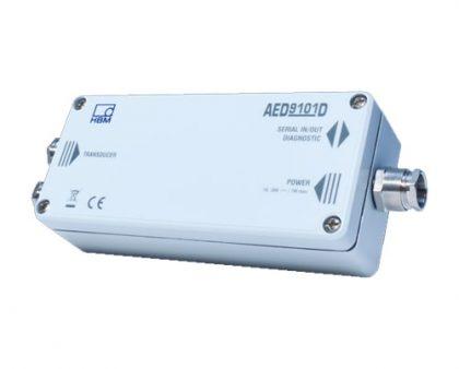 Electronica de pesaje AED HBM