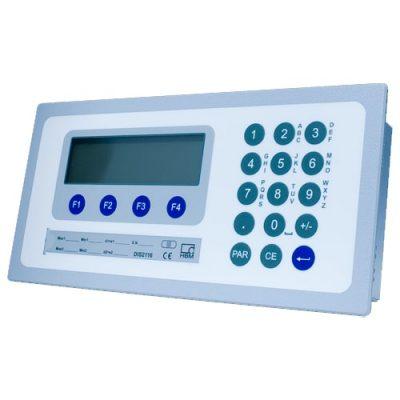 Electrónica de pesaje DIS2116 HBM