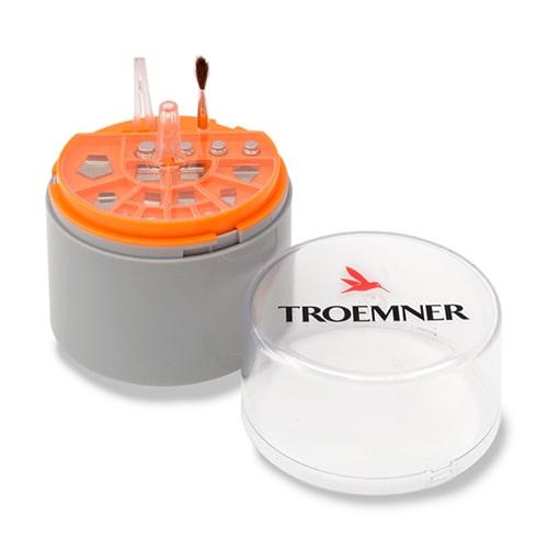 Estuches de policarbonato Troemner 3