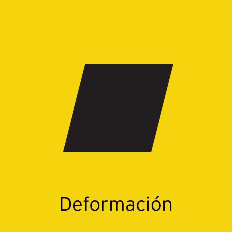 Deformacion
