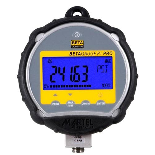 Manómetro digital de alta exactitud PI-PRO Martel
