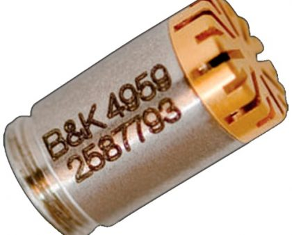 Micrófono pequeño para arreglos portatiles 4959 Bruel & Kjaer