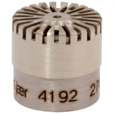 Micrófonos de campo de presión: Brüel & Kjaer