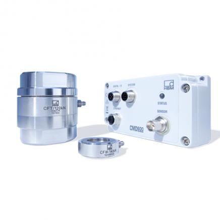 Sensores piezoeléctricos: HBM