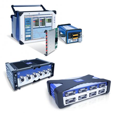 DAQ - Sistemas de adquisición de datos e Instrumentación: HBM