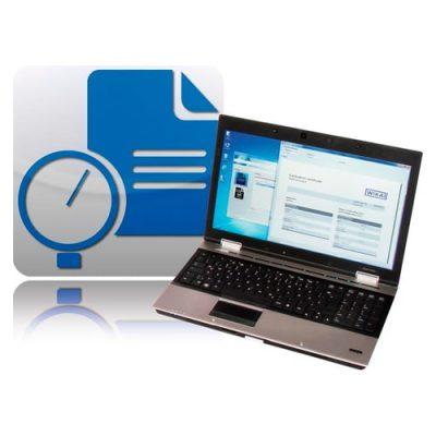 Software de calibración WIKA-Cal Mensor