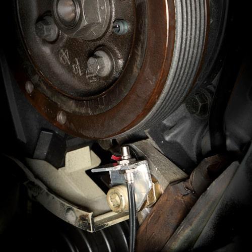 Transductores de vibración: Brüel & Kjaer