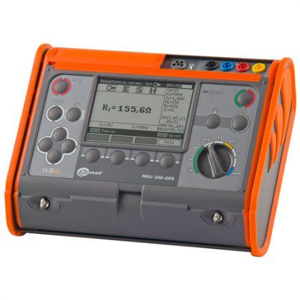 Telurómetros: Eléctrica