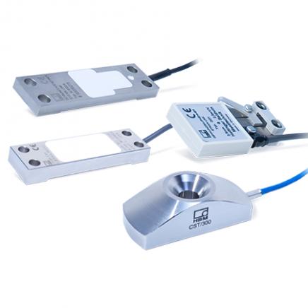 Transductores de deformación: HBM