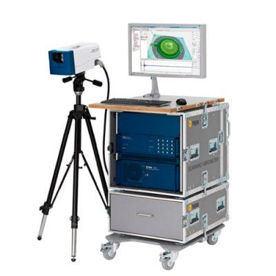 Vibrómetro de exploración PSV-500 Polytec