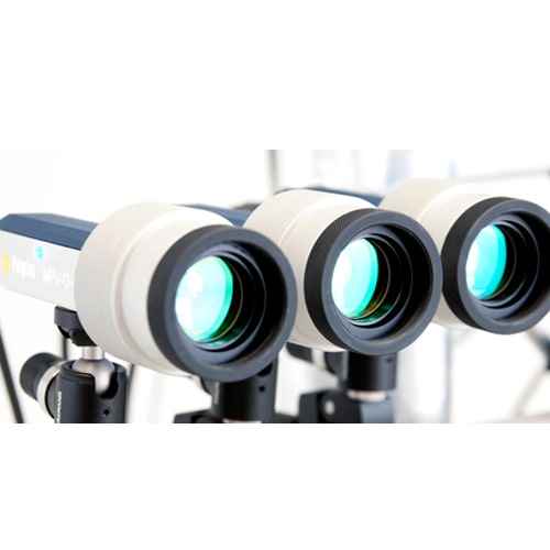 Vibrómetro multipunto MPV-800 Polytec