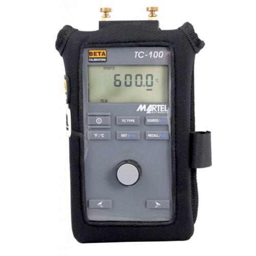 Calibrador de termopar TC-100 Martel