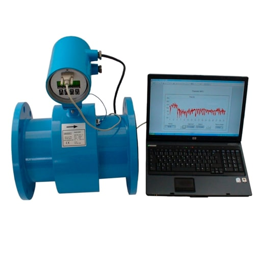 Flujómetro electromagnético M920 Meatest