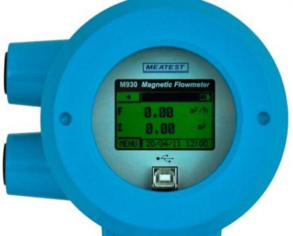 Medidor electromagnético M930 Meatest