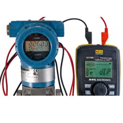 Calibrador de lazo de corriente LC-110H Martel