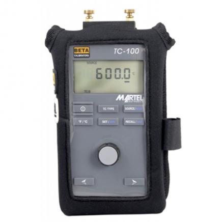 Calibradores de temperatura: Martel