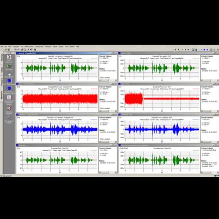 Evaluación del rendimiento del habla: Brüel & Kjaer