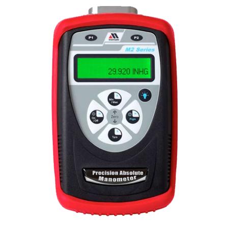 Calibradores / Manómetros digitales: Meriam