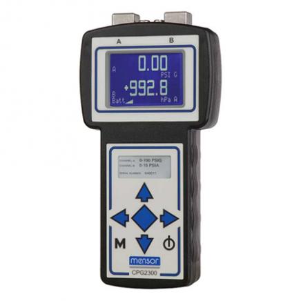 Calibradores de presión portátiles: Mensor