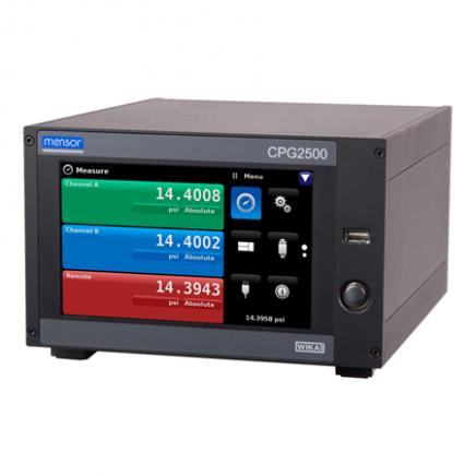 Indicadores y sensores de presión: Mensor